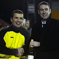 St Johnstone v Airdrie...04.02.03<br />