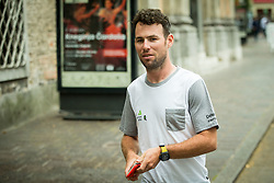 Mark Cavendish (RSA, Team Dimension Data) coming to the press conference of 24th Tour of Slovenia 2017 / Tour de Slovenie cycling race on June 14, 2017 in City museum, Ljubljana, Slovenia. Photo by Vid Ponikvar / Sportida