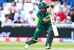 Babar Azam of Pakistan - Mandatory by-line: Robbie Stephenson/JMP - 03/06/2019 - CRICKET - Trent Bridge - Nottingham, England - England v Pakistan - ICC Cricket World Cup 2019 Group Stage