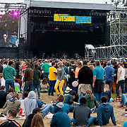 Pay Pal & Outside Lands Music festival S.F. 2012