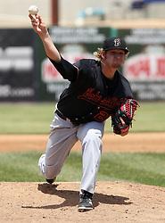 (Sports) (Baseball) (Minor League) California League June 2 2014 LIVELY Ben Bakersfield Blaze