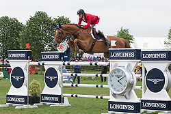 Devos Pieter (BEL) - Candy <br /> Furusiyya FEI Nations Cup<br /> Longines Spring Classic of Flanders<br /> CSIO5 Jumping Lummen 2014<br /> © Dirk Caremans