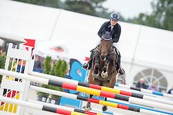 Friman Jonna, (SWE), Lady-Grey <br /> Jumping - CCI4* Luhmuhlen 2016<br /> © Hippo Foto - Jon Stroud<br /> 19/06/16