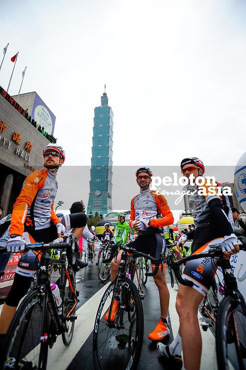 2014 Tour de Taiwan / stage1 / Taiwan / SP Tableware / Taipei101