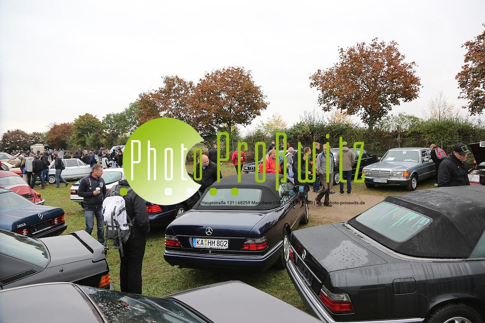 Mannheim. 12.10.13  Maimarktgel&auml;nde. Veterama 2013. Weltgr&ouml;&szlig;te Messe f&uuml;r Schraubet und Oldtimer Fans. Hier gibt es die hei&szlig; begehrten Ersatzteile f&uuml;r jedes motobetriebene Fahrzeug.<br /> <br /> Bild: Markus Pro&szlig;witz 12OCT13 / masterpress / images4.de