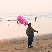 Pink and Plastic, Bangladesh by Aisha.<br /> <br /> Aisha just turned ten years old, and is the youngest of the girls, she makes and sells jewelry which provides the main income for the family. <br /> <br /> Programme : Bangladesh surf girls