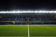 Ewood Park during the Sky Bet Championship match between Blackburn Rovers and Birmingham City at Ewood Park, Blackburn, England on 8 March 2016. Photo by Pete Burns.