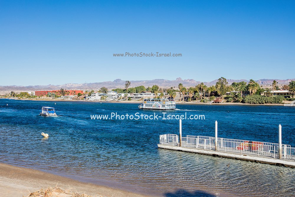 Colorado River, Laughlin, Clark County, Nevada