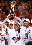 WNBA Finals Indiana Fever vs Minnesota Lynx - Indianapolis, In
