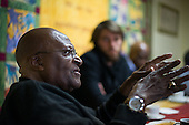 Tea with the Archbishop Desmond Tutu