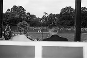 07/07/1965<br /> 07/07/1965<br /> 07 July 1965<br /> Princess Grace of Monaco at the Irish Open Tennis Championships at Fitzwilliam Lawn tennis club, Appian Way, Dublin.