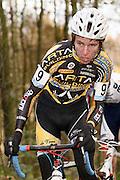 NETHERLANDS / NEDERLAND / PAYS BAS / GIETEN / CYCLING / WIELRENNEN / CYCLISME / CYCLOCROSS / VELDRIJDEN /  HANSGROHE SUPERPRESTIGE VELDRIJDEN / ELIAS VAN HECKE (BEL) /