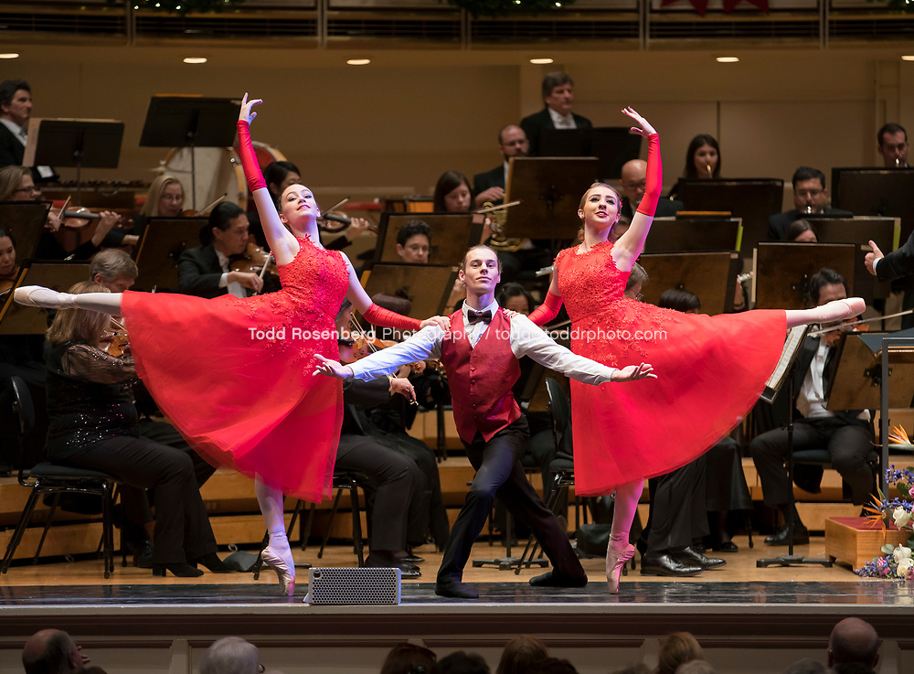 12/30/17 2:46:40 PM -- Chicago, IL, USA<br /> Attila Glatz Concert Productions' &quot;A Salute to Vienna&quot; at Orchestra Hall in Symphony Center. Featuring the Chicago Philharmonic <br /> <br /> &copy; Todd Rosenberg Photography 2017