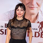 NLD/Amsterdam/20200210 -  inloop Premiere  De beentjes van Sint-Hildegard, Daphme Bunskoek