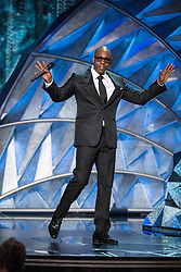 "March 4, 2018 - Hollywood, California, U.S. - Dave Chapelle presents live performance of ""Stand Up for Something"" from ""Marshall"" during the live ABC Telecast of The 90th Oscars at the Dolby Theatre in Hollywood. (Credit Image: ? Aaron Poole/AMPAS via ZUMA Wire/ZUMAPRESS.com)"