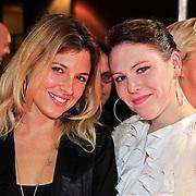 NLD/Amsterdam/20101103- Filmpremiere Sint de film, Roosje Smid en .............