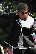 Mohammed Ammar. Ecole Nationale de Cirque Shems'y du Maroc