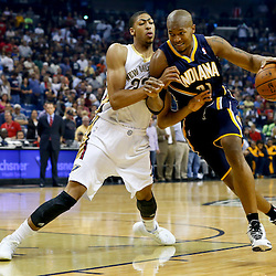 10-30-2013 Indiana Pacers at New Orleans Pelicans