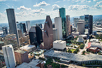 Downtown Houston featuring Bayou Place
