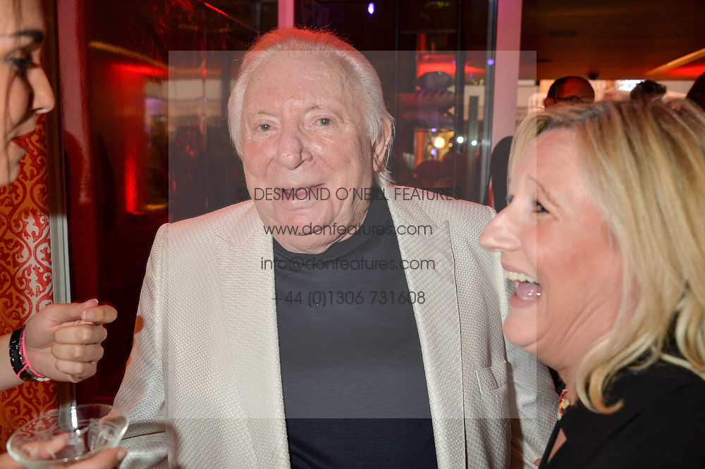TERENCE COLE at a private view of Marilyn - The Legacy of a Legend held at the Design Centre, Chelsea Harbour, London on 25th May 2016.