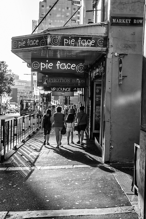 Market Row & Druitt Street