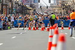 BAA Invitational Road Mile, elite men