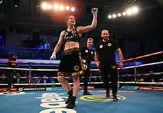 York Hall Boxing - 13 Dec 2017