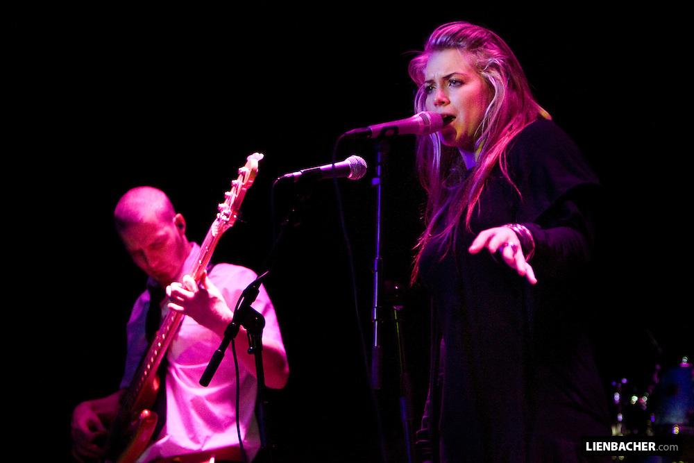 Parov Stelar (Eva Klampfer) & Band @ SAKOG reopening