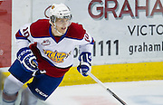 Henrik Samuelsson (born February 7, 1994) is an Swedish-American professional ice hockey player of Swedish ancestry. He is currently playing with the Edmonton Oil Kings of the WHL. Previously, he played with Modo Hockey in the Swedish Hockey League.[2] He was drafted twenty-seventh overall to the Phoenix Coyotes in the 2012 NHL Entry Draft. He is the son of two-time Penguins Stanley Cup winner, Ulf Samuelsson, and his older brother Philip currently belongs to the Pittsburgh Penguins organization.