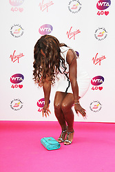© Licensed to London News. Serena Williams, Pre-Wimbledon Party, Kensington Roof Gardens, London UK, 20 June 2013. Photo credit : Richard Goldschmidt/Piqtured/LNP