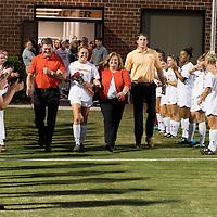 Women Soccer vs Longwood Senior Night