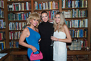 SALLY FARMILOE; CAPRICE; JADE FARMILOE Launch of  KILIMANJARO APPEAL in aid of TODAY AND TOMORROW and HOPE HOUSE , THE WOMEN'S UNIVERSITY CLUB, S. Audley sq. London. 18 October 2010. <br />  -DO NOT ARCHIVE-© Copyright Photograph by Dafydd Jones. 248 Clapham Rd. London SW9 0PZ. Tel 0207 820 0771. www.dafjones.com.