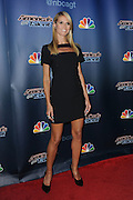 Sept. 10, 2014 - New York, NY, USA - <br /> <br /> America's Got Talent Post Show<br /> <br /> Heidi Klum attending the 'America's Got Talent' post show red carpet at Radio City Music Hall in New York City<br /> ©Exclusivepix