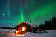 A taste of the Arctic at Solberget Wilderness Retreat in Swedish Lapland