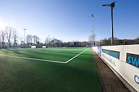 BLOEMENDAAL - Veld en clubhuis van hockeyclub Bloemendaal. COPYRIGHT  KOEN SUYK