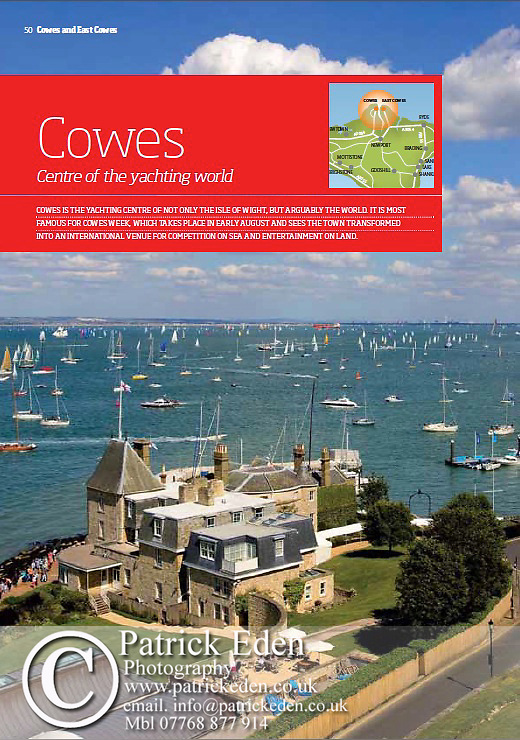 Isle of Wight Accommodation Brochure