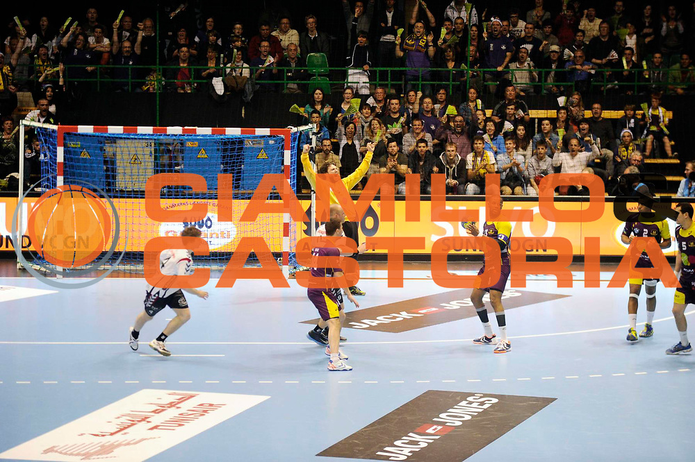 DESCRIZIONE : HandbaLL Cup Finale EHF Homme<br /> GIOCATORE : Siffert Arnaud<br /> SQUADRA : Nantes <br /> EVENTO : Coupe EHF Demi Finale<br /> GARA : NANTES HOLSTEBRO<br /> DATA : 18 05 2013<br /> CATEGORIA : Handball Homme<br /> SPORT : Handball<br /> AUTORE : JF Molliere <br /> Galleria : France Hand 2012-2013 Action<br /> Fotonotizia : HandbaLL Cup Finale EHF Homme<br /> Predefinita :