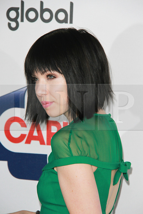 © London News Pictures. Carly Rae Jepsen, Capital FM Summertime Ball, Wembley Stadium, London UK, 06 June 2015, Photo by Brett D. Cove /LNP
