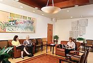 Lobby for digital breast scanning