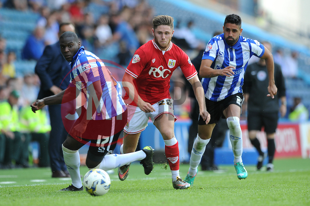 - Mandatory byline: Dougie Allward/JMP - 07966386802 - 08/08/2015 - FOOTBALL - Hillsborough Stadium -Sheffield,England - Sheffield Wednesday v Bristol City - Sky Bet Championship