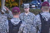 100316 _ Drill Honor Guard Practice