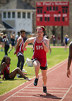 St Paul's School track meet. ©2018 Karen Bobotas Photographer