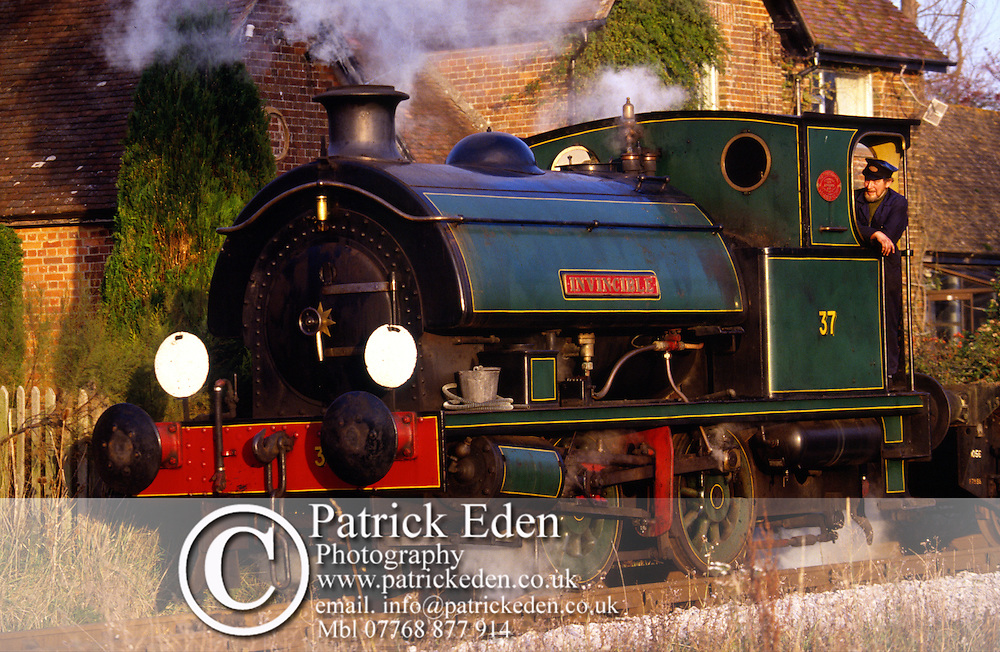 Isle of Wight Steam Railway Haven Street England UK photography photograph canvas canvases