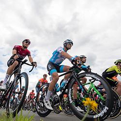 08-06-2019: Wielrennen: Hammer Series Sprint: Sittard<br /> Start van de Hammer Sprint