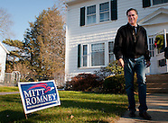 Mitt Romney Manchester Door Knocking 12/3/2011