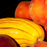 Peaches and Gourds