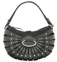sr squared black purse