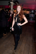 OLIVIA GRANT, InStyle Best Of British Talent , Shoreditch House, Ebor Street, London, E1 6AW, 26 January 2011