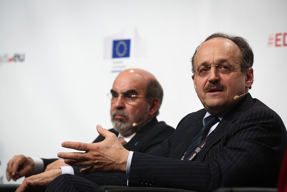 20160616 - Brussels , Belgium - 2016 June 16th - European Development Days - Local action to address fragility and protracted displacement - Klaus Rudischhauser , Deputy Director General , European Commission - DG for International Cooperation and Development © European Union