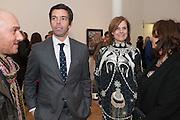 ELLIOT MACDONALD; POLLY ROBINSON GAER, Panta Rhei. An exhibition of work by Keith Tyson. The Pace Gallery. Burlington Gdns. 6 February 2013.